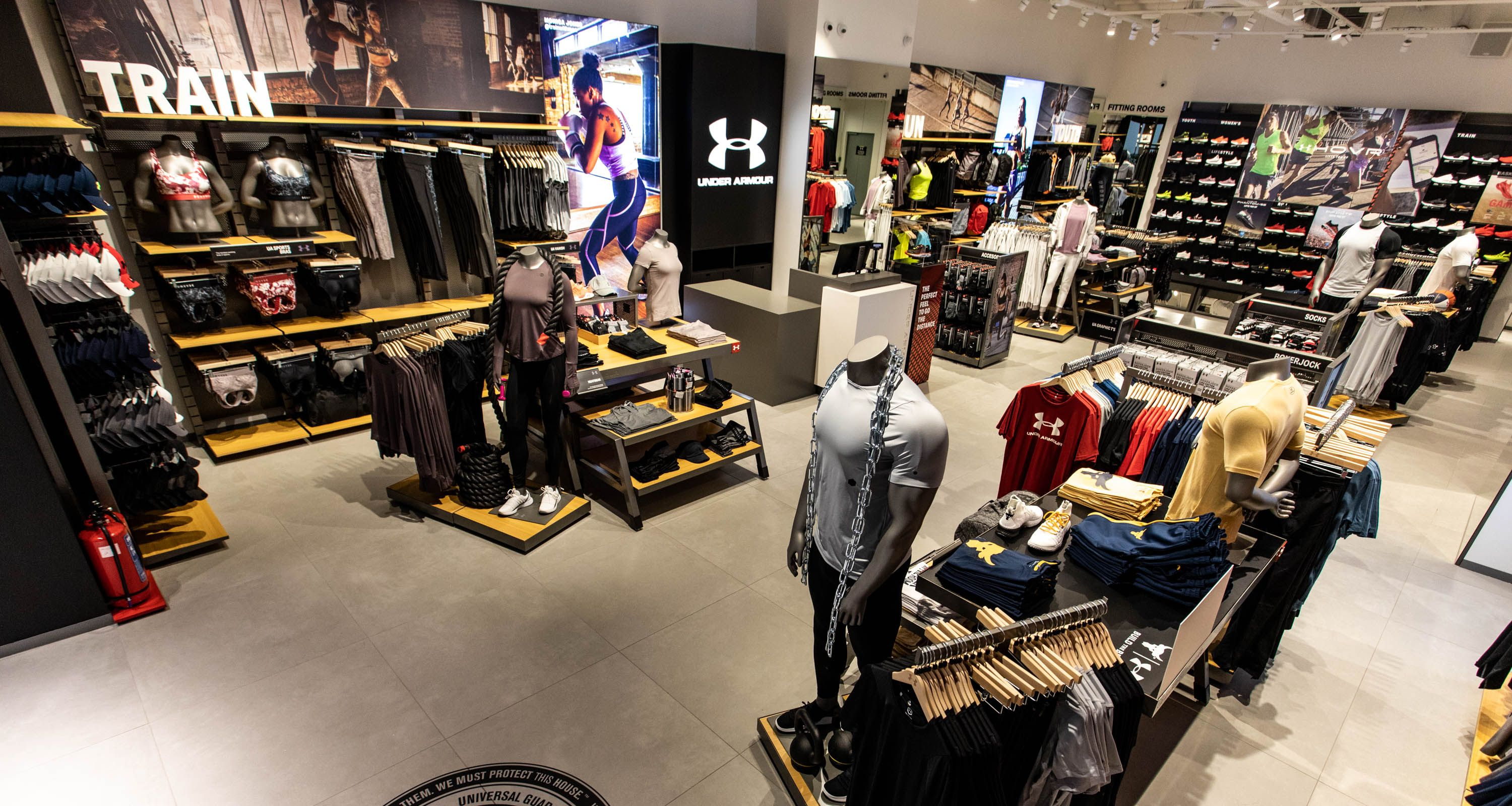 Under Armour Grand Mall
